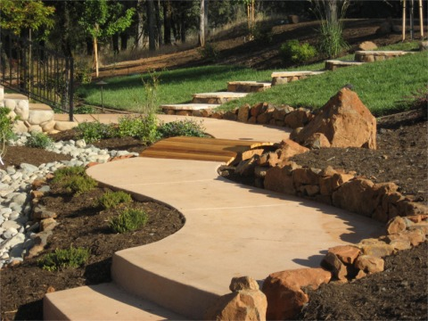 Alpine terrace landscaping about us for Terrace landscape